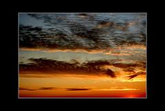 Si les nuages pouvaient parler ! - If clouds could speak ! (capitphil) Tags: morning autumn fall colors clouds sunrise automne colours belgium belgique couleurs nuages daybreak matin wallonie leverdujour leverdusoleil