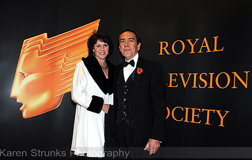 Royal Television Society Awards 2009 by Karen Strunks  Robert Lyndsey Rosemarie Ford