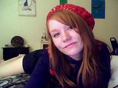 Redhead web cam