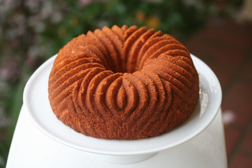 Whipped Cream Bundt Cake
