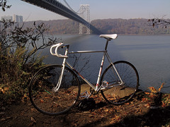 Nerdiest Nagasawa build EVAR! (Dancing Weapon of Mass Destruction) Tags: bike bicycle japan japanese track gear fixed rims pista keirin araya nitto njs nagasawa 3rensho kalavinka duraace10 titaace