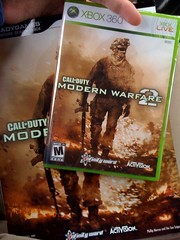 Modern Warfare 2. It's so on! #mw2
