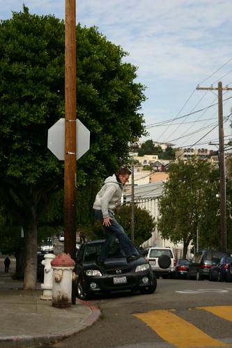 Jumping Niels