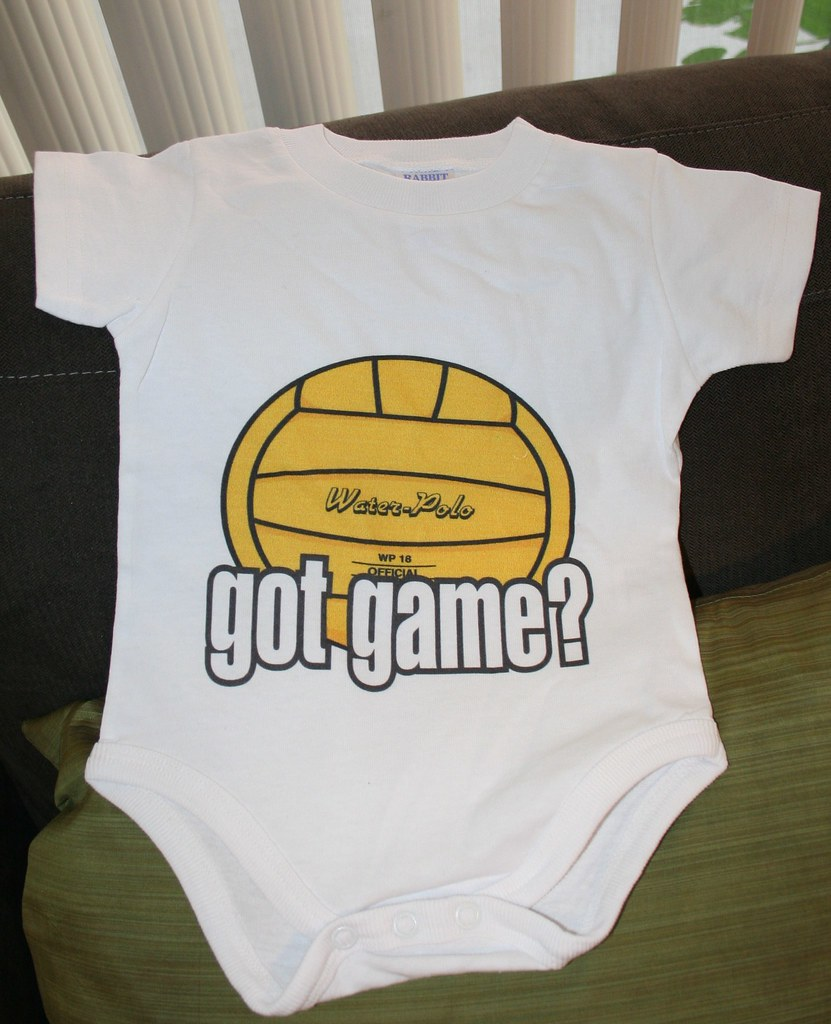 Water Polo: got game?