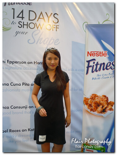 Nestle Fitnesse at Greenbelt 43