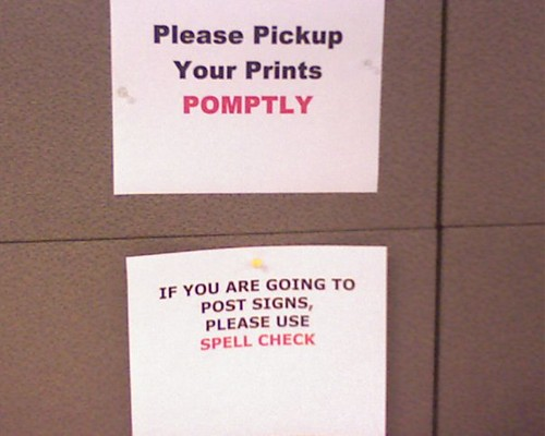 Passiveaggressivenotes.com: fun with community printers