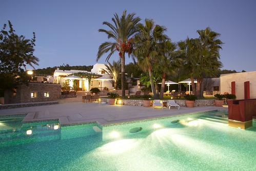 Hotel Can Lluc Ibiza en Sant Antoni de Portmany
