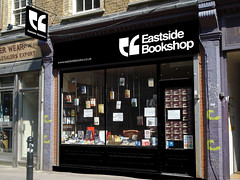 Eastside Bookshop Identity (Mihail Mihaylov) Tags: urban london art love strange set modern facade work project paper poster logo fun grid typography grey idea book golden design graphicdesign words cool pattern graphic god squares swiss creative experiment free style objects best minimal business identity bulgaria card cover quotes wise font type bookmarks pro series minimalism helvetica shape typo brand autor printed greeting folder development minimalist branding freelance artdirection ratio logotype typedesign proportions letterhead mihata typeform mihailmihaylov eastsidebookshop
