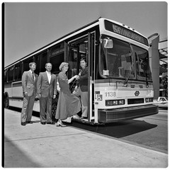 SCRTD - Long Beach City Hall RTD_1940_11 (Metro Transportation Library and Archive) Tags: community event communities specialevents rtd scrtd dorothypeytongraytransportationlibraryandarchive southerncaliforniarapidtransitdistrict busexterior