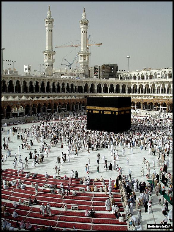Kaabah Masjidil Haram Mekah