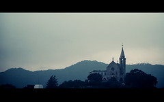 stronghold (millan p. rible) Tags: life light church faith macau cinematic stronghold aomen canonef70200mmf28lisusm senhoradapenha penhachurch canoneos5dmarkii millanprible