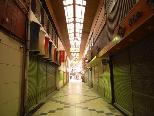 桜井市の商店街-07