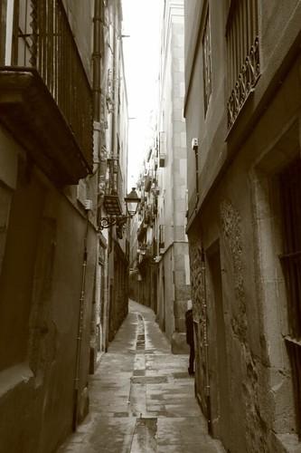 Old Quarter, Barcelona.