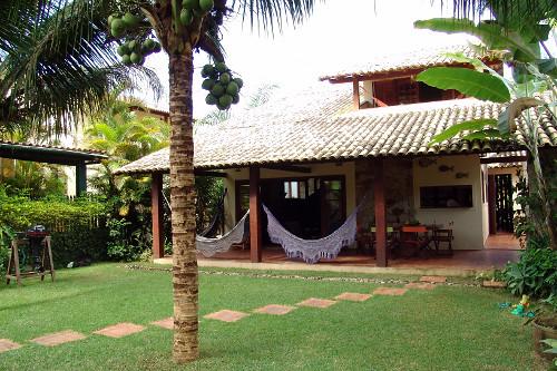 Casa do Wanderley em Angra.