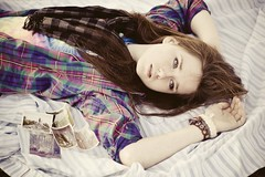 (laurenmarek) Tags: portrait color girl fashion photoshop vintage nikon pretty texas picture sigma adobe elements teenager tones lightroom 30mm d40 laurenmarek marymarek