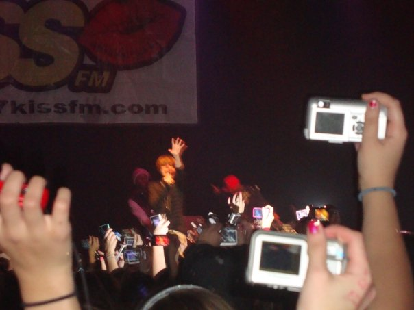 Bieber In Milwaukee