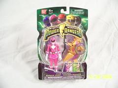 Mighty Morphin Power Rangers (2010) - Pink Ranger (JTKranix) Tags: pink ranger power dai ban mighty rangers bandai 2010 morphin kranix
