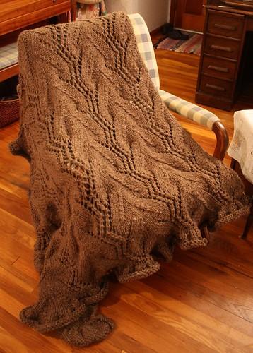Sprigs Blanket 4