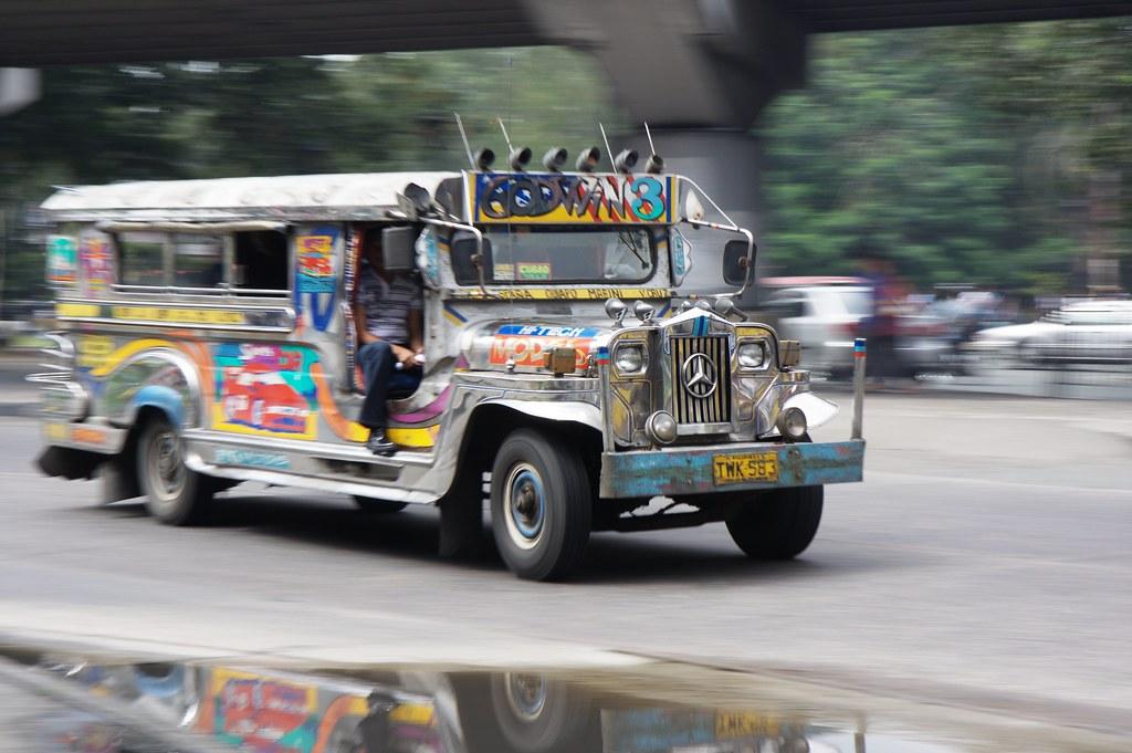 Jeepney_08081rt by Stefan Munder, on Flickr