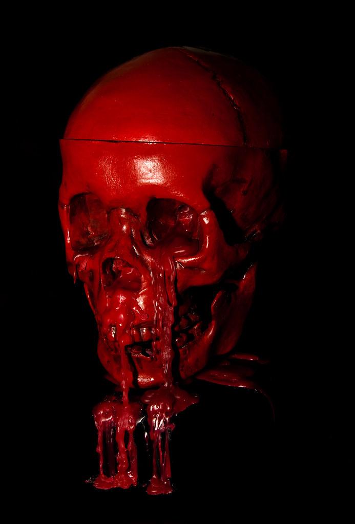 Blood Skull