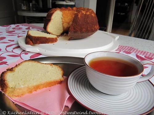 Kokosnuss-Teekuchen - Coconut Tea Cake 004