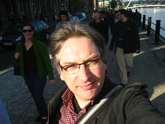 Walking with geeks