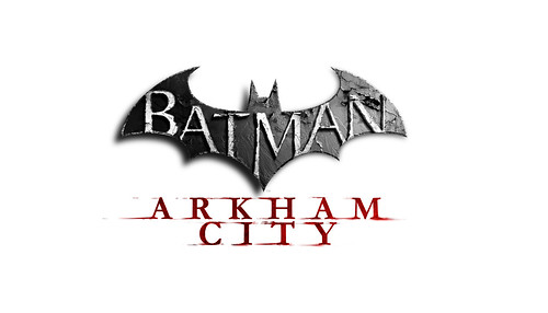 Batman Arkham City logo