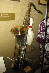 museum washingtondc smithsonian dc dcist billclinton saxophone smithsonianinstitution smithsonianinstitute museumofamericanhistory nationalmuseumofamericanhistory nmah theamericanpresidency theamericanpresidencyagloriousburden