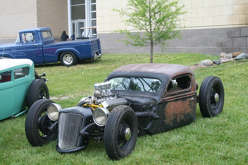 Good Guys Des Moines 2009, Rat Rods