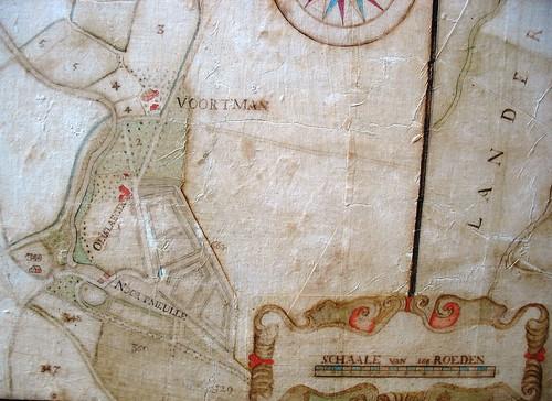 Noordmolen op kaart