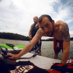 Post-Surf (Joshua Blankenship) Tags: surfing leemcderment wakesurfing
