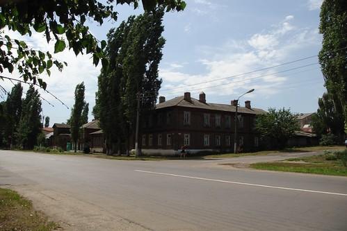 Старинные здания Кирсанова