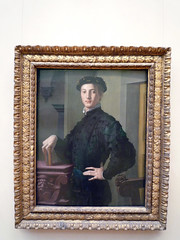 Bronzino, Portrait of a Young Man