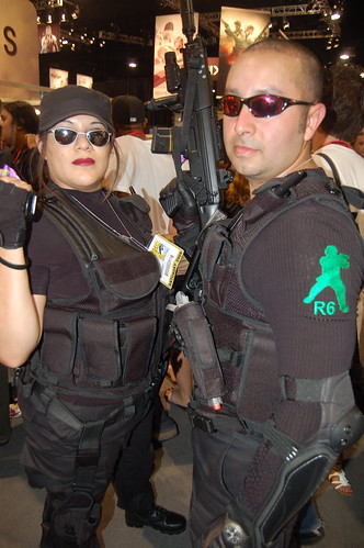 Comic Con 2009: Rainbow Six