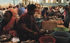 Grant Road Fish market, Mumbai