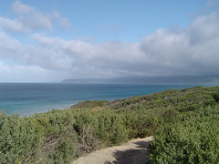 061.View from Airey's Inlet lighthouse south towards Lorne (don.warner) Tags: lorne piertopub winterpiertopub