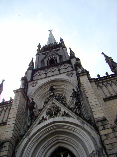 Catedral de Petrópolis por Rodrigo_Soldon.