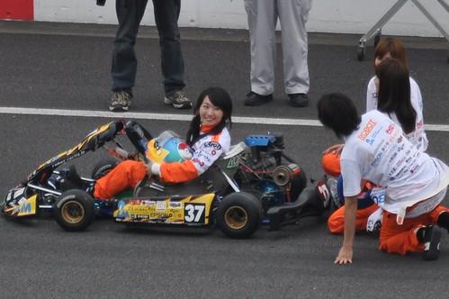 ロボットレーシング・永遠の歌姫