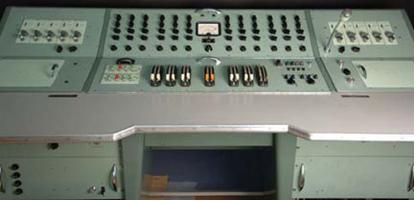 1960s EMI console, Abbey Road