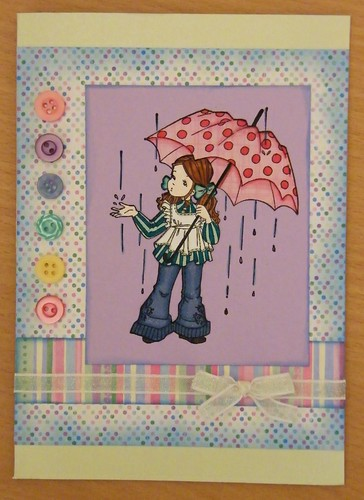 Whiff of Joy - Willow with Umbrella
