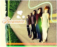 Paramore (thatsnotmynamee) Tags: blend paramore