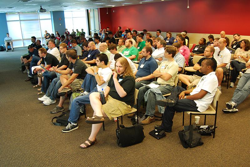 Google Wave Presentation at BarcampRDU
