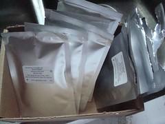 Upton Tea samplers