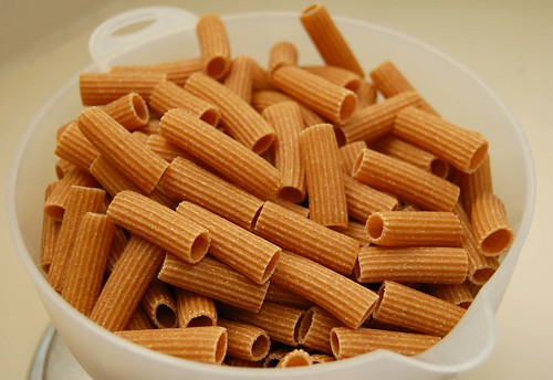 Whole Wheat Rigatoni