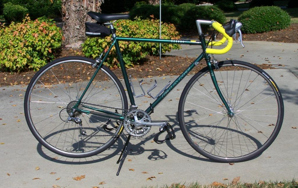 Giant Perigee Mid 80 S Silver Of Black Wheelset Bike Forums