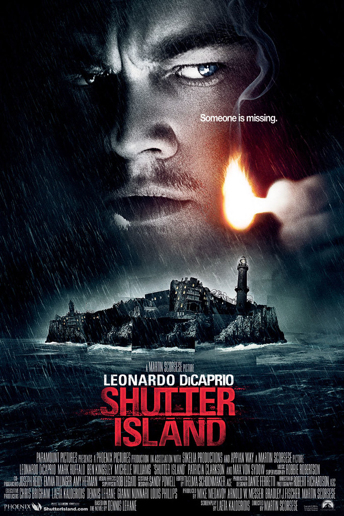 Thumb Top 10 Movies in the Weekend Box Office, 21FEB2010: Shutter Island
