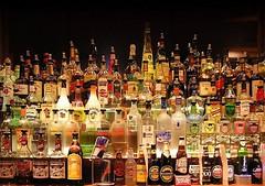 DRINK ANYONE ? (sakshi_sharma) Tags: beautiful club night lights bottles drinks colourful fabulous chandigarh sportbar
