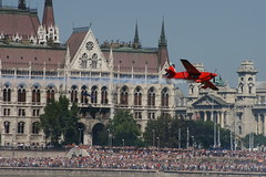 Red Bull Air Race – Budapest Parliament