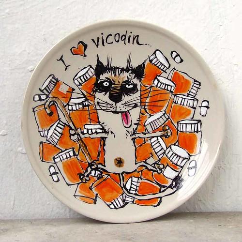 I like vicodin. hauscat md
