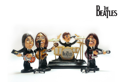 The Beatles - desktop Wallpaper windows 7